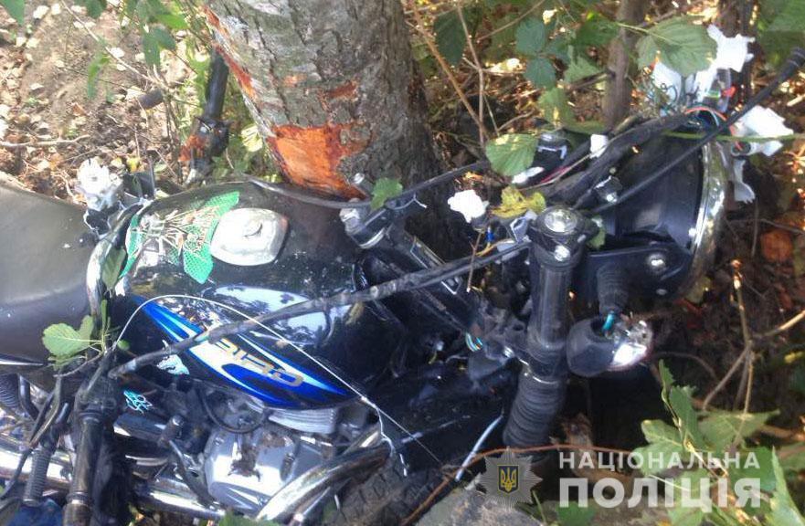 Смертельна ДТП на Рівненщині: Троє молодиків на шаленій швидкості врізались в дерево
