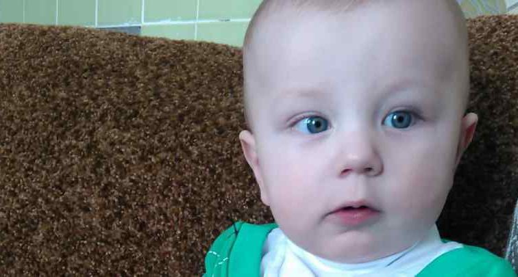 """""""Операція подарує хлопчику повноцінне життя"""": Маленький Антон потребує вашої допомоги"""