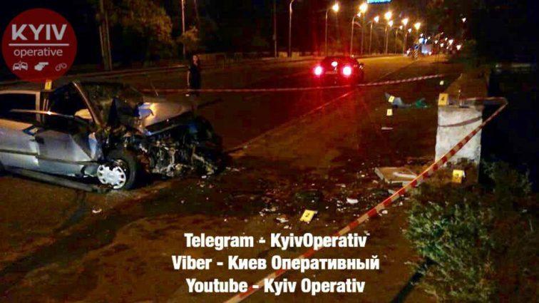 Поїздка виявилася останньою: у нічному ДТП трагічно загинула пасажирка таксі