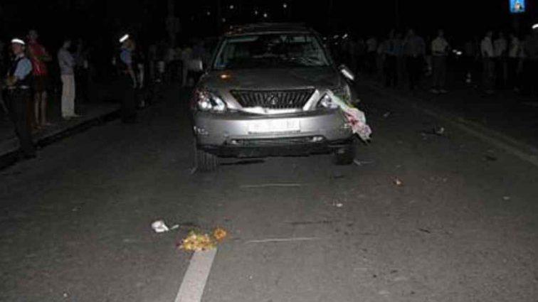 На Львівщині водій Lexus на шаленій швидкості збив дитину на пішохідному переході