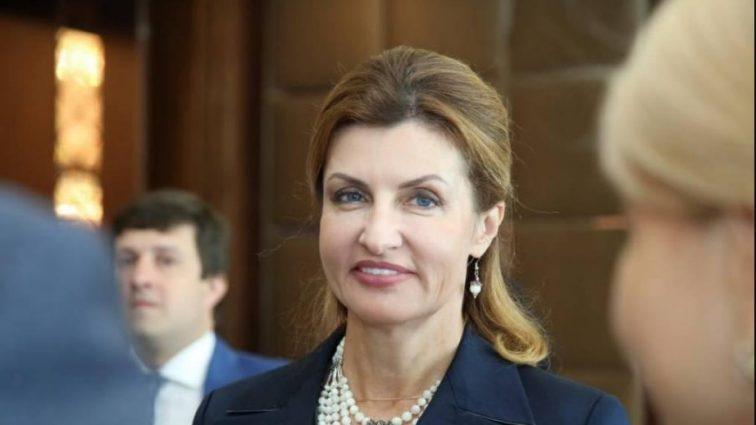 """""""Професії без привілеїв"""": Марина Порошенко розповіла де навчатимуться її діти"""