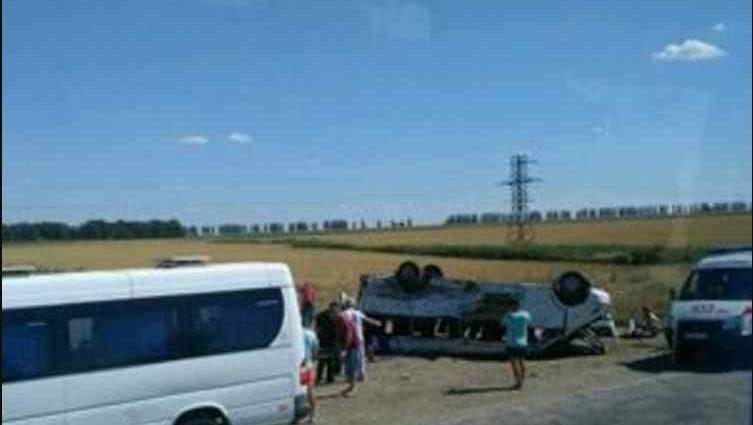 Смертельна ДТП під Запоріжжям: загинули п'ятеро людей (ФОТО)