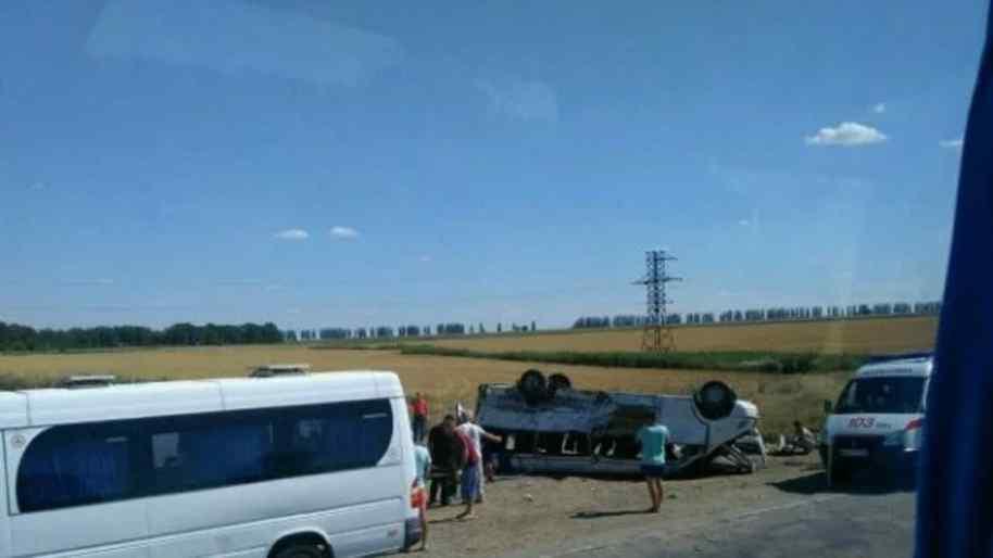 Смертельна ДТП біля Запоріжжя: кількість жертв збільшилась, подробиці