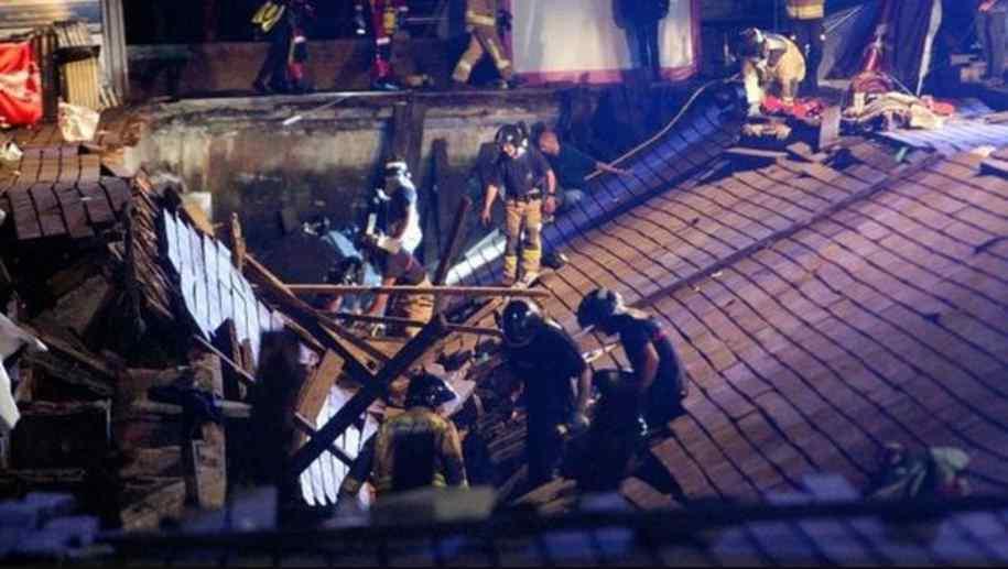 На концерті впала платформа: безліч постраждалих, серед них підлітки