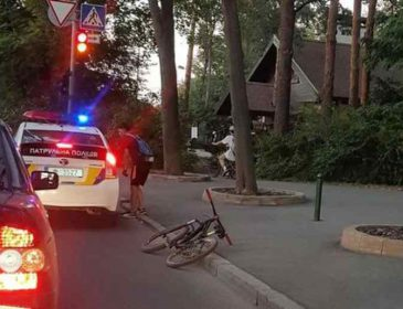 Мережа лютує: копи нахабно збили велосипедиста