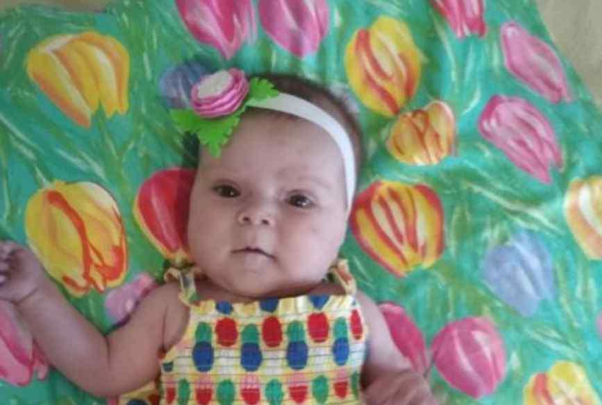 8-місячна Варвара живе попри важку ваду серця: дитині потрібна ваша допомога