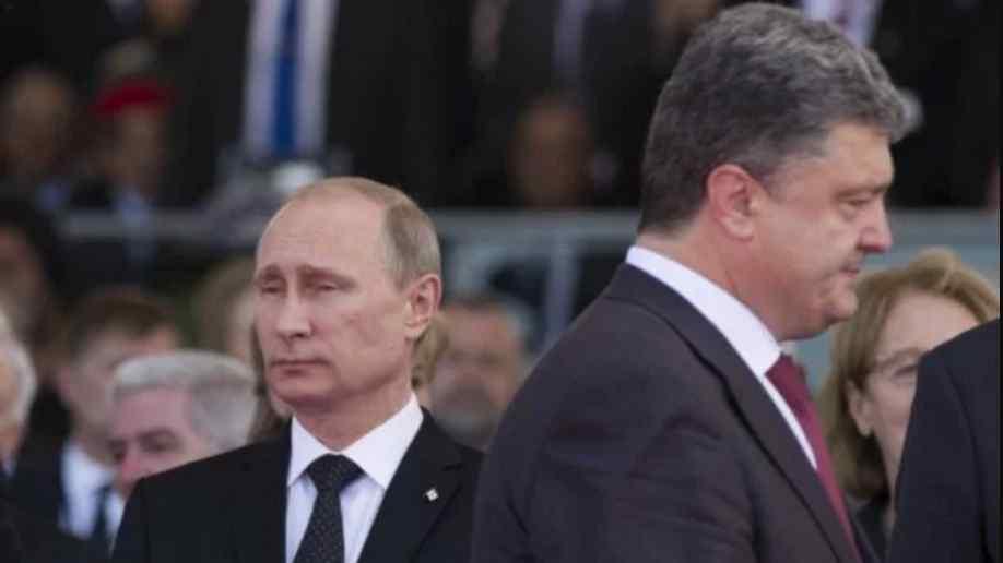Істерика і погрози: з'явилися подробиці переговорів Порошенка з Путіним