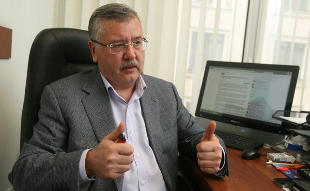 Що Гриценко зробить першим ділом на посту Президента. Гучна заява кандидата