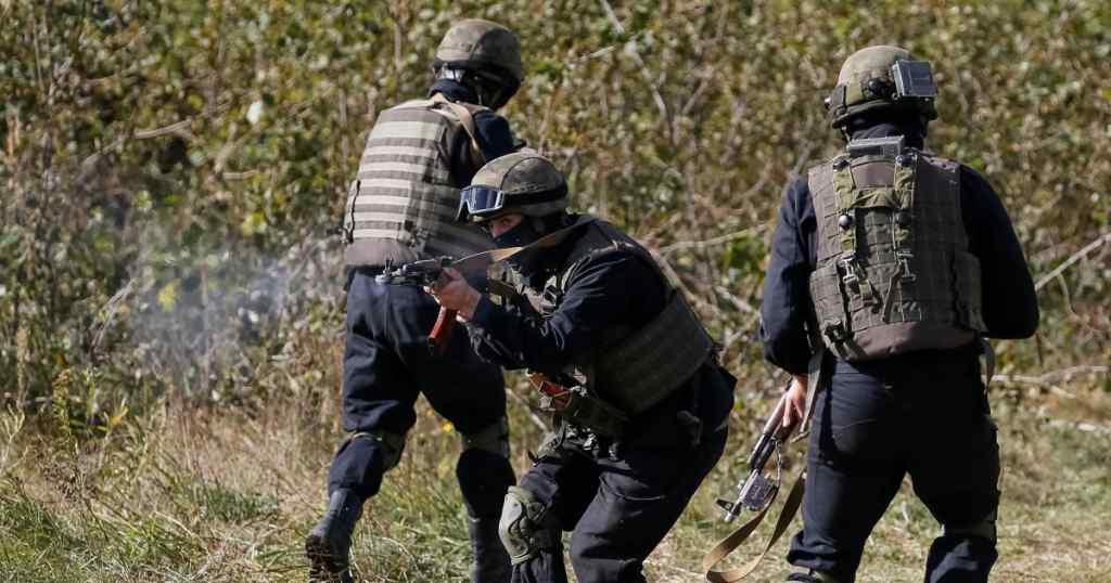 На Львівщині стартували найбільші в Україні військові навчання з іноземцями