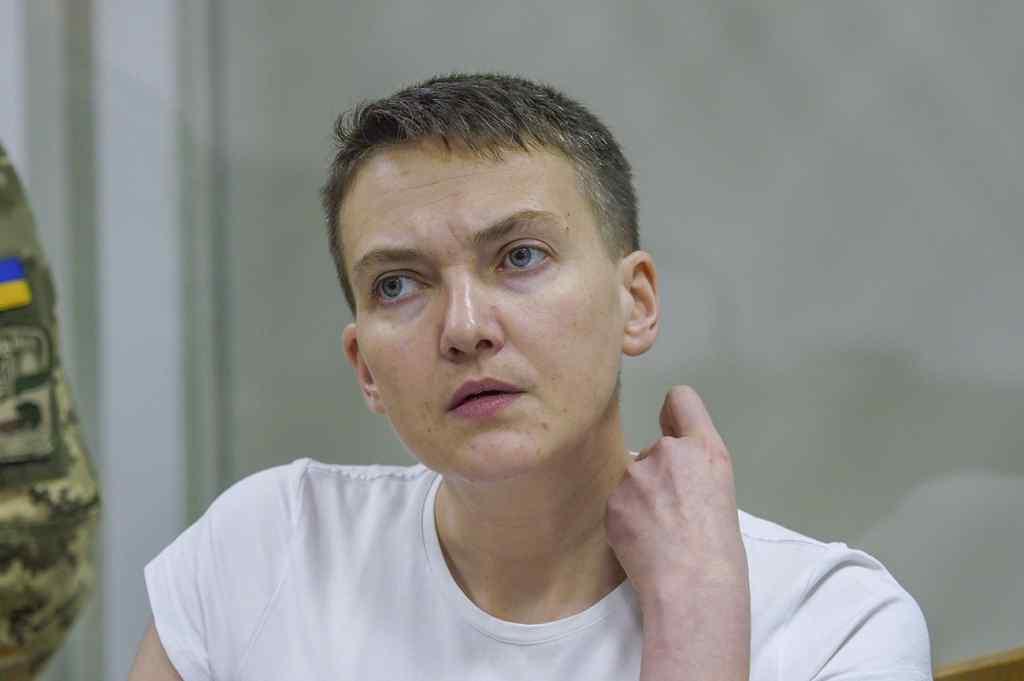 """""""Визнали законними дії Верховної Ради"""": Суд відмовився повернути Савченко недоторканність"""