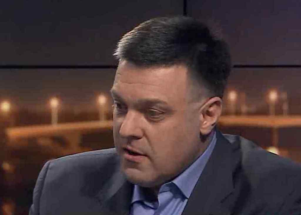 """Знаходять спільні """"точки дотику"""": Тягнибок розповів, що співпрацює з Тимошенко"""