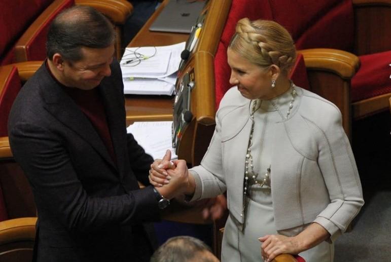 В'язницею лякають Ляшка, але підстави лякатися є тільки у Тимошенко – заява Експерта