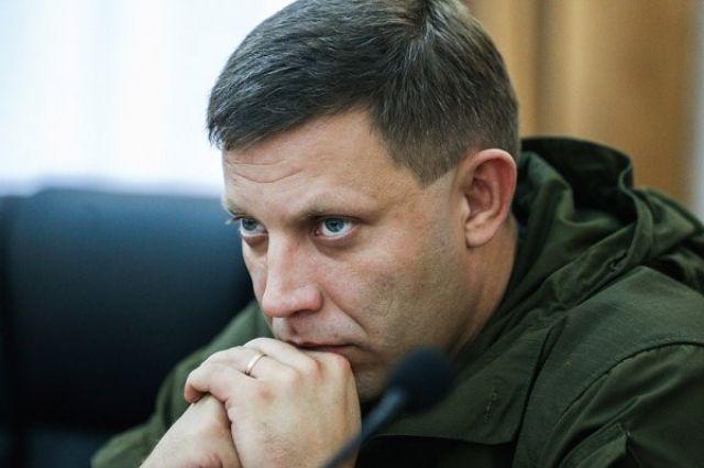 """Вбивство Захарченка: Пушилін готував відсторонення ватажка ДНР шляхом """"перевороту"""""""