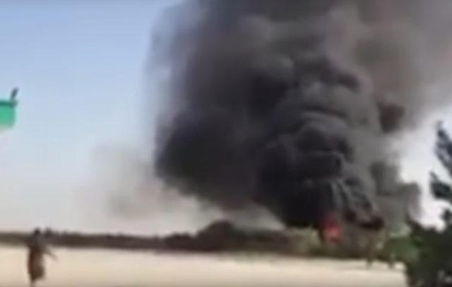 Українці розбилися в авіакатастрофі: перші подробиці
