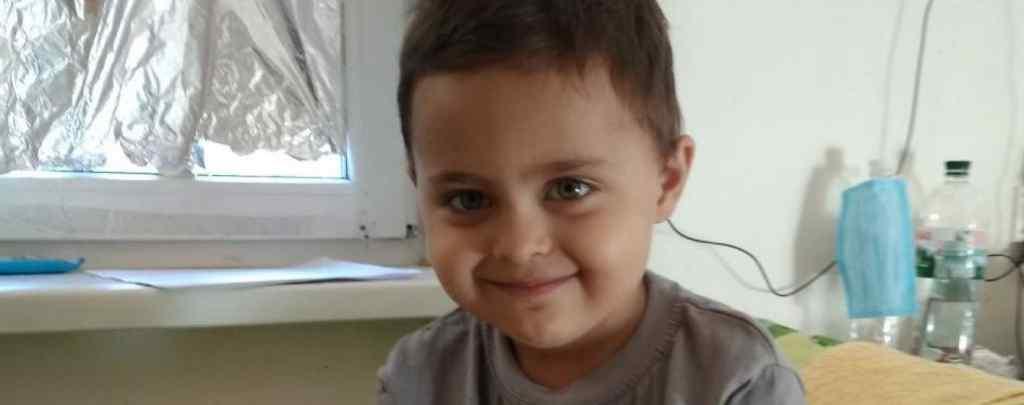 Дитина не може отримати потрібне лікування в Україні: Допоможіть 3-річному Олегу одужати
