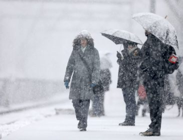 Накриють антициклони: синоптики прогнозують найхолоднішу зиму століття