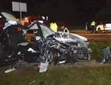 У Польщі зіткнулися два українських автомобілі: 19-річна дівчина загинула, 6 людей отримали поранення