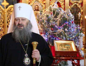 Намісник Києво-Печерської лаври обіцяв Україні прокляття: обурлива заява московського митрополита