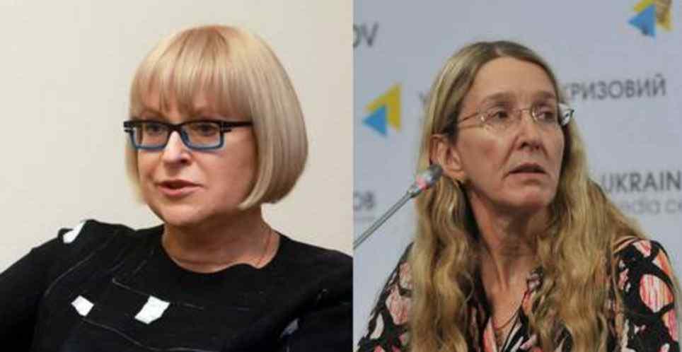 """""""Планує знищувати"""": Амосова публічно звинуватила Супрун в злочинах і подала заяву в поліцію"""