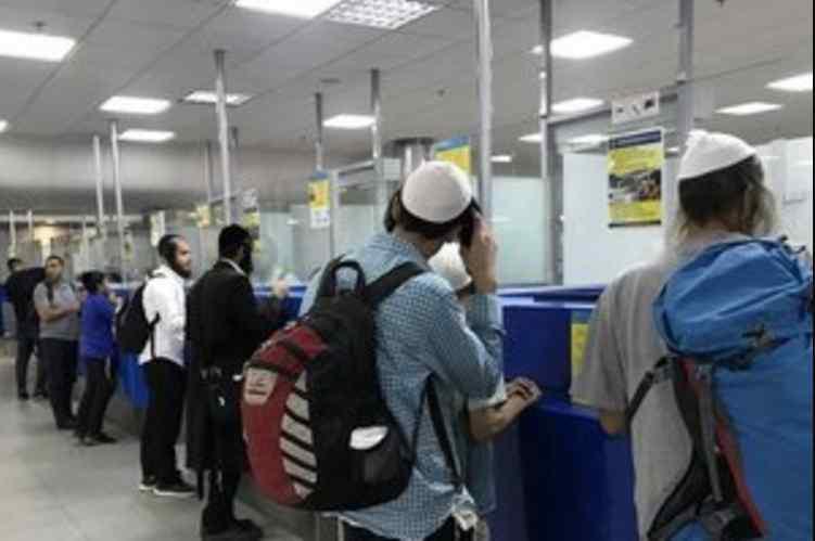 Паломництво хасидів в Умані: у поліції назвали кількість прибулих