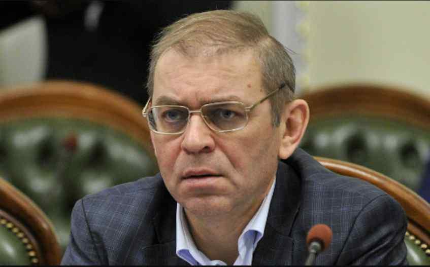 Син Пашинського, Антон отримав 1,5 мільйона гривень доходів від продажу зброї