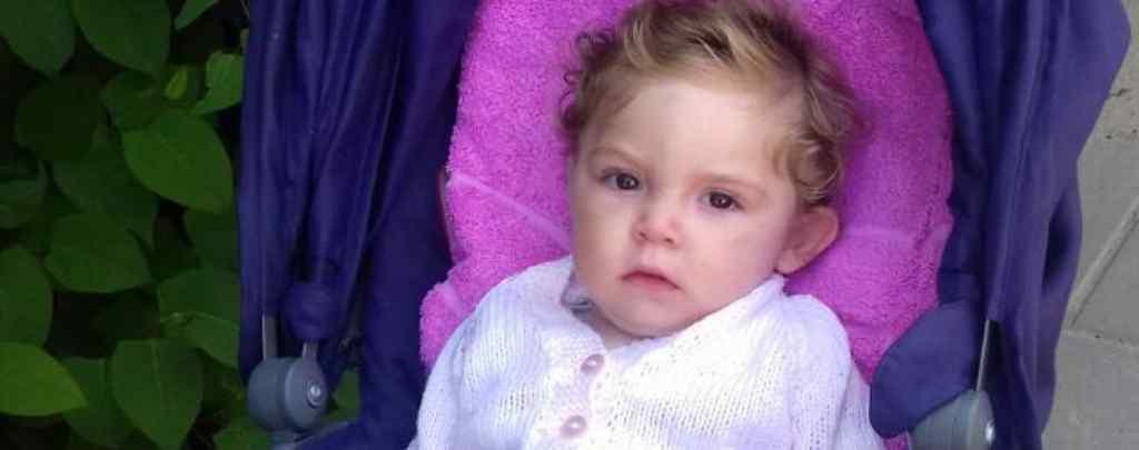 Подаруйте малечі шанс на повноцінне життя: Маленька Даринка потребує вашої допомоги