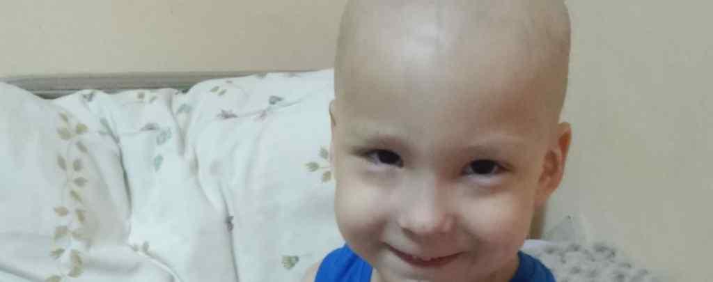 Допоможіть врятувати життя маленького Кирила