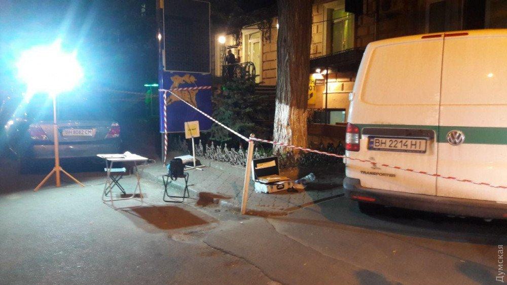 """В Одесі неадекватні напали на інкасаторів """"Ощадбанку"""", є жертви"""