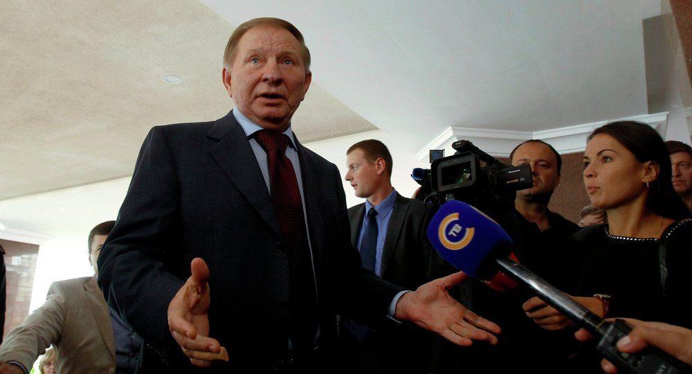 По-російськи без перекладача не говорить: Неочікувана заміна Кучмі в Мінську