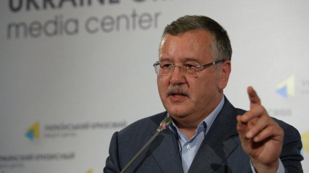Благаєш, топаєш ногами, бризкаєш слиною: Гриценко зробив скандальну заяву в бік Парубія
