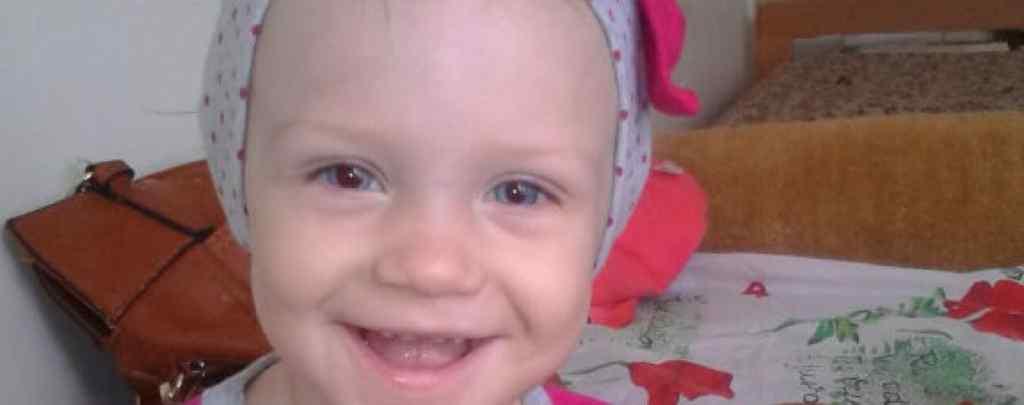 На лікування потрібно 150 тисяч доларів: допоможіть врятувати життя маленької Поліни
