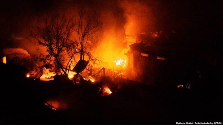 Знищила 16 будинків: в Одесі сталася масштабна пожежа, перші подробиці