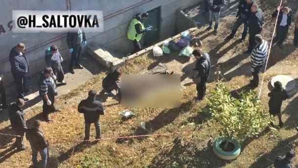 Зверху накрили сміттєвими пакетами: У Харкові в підвалі знайшли тіло чоловіка