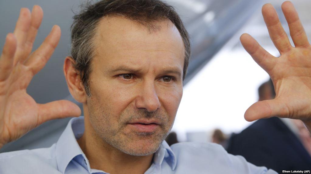 """""""Я бачу в цьому свою мету"""": Вакарчук висловився про участь у виборах президента"""