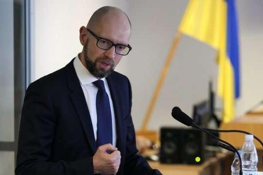 Обізвався: Яценюк зробив гостру заяву про конфлікт в Азовському морі