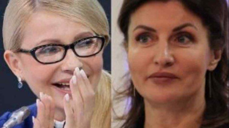 Найспритніша! Тимошенко обігнала першу леді