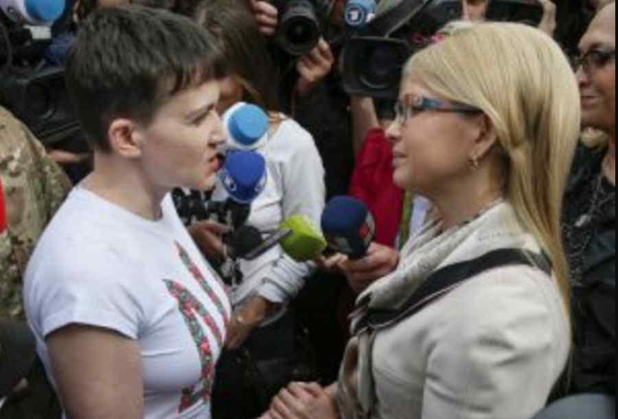 """""""Тимошенко втекла від Савченко"""": Сестра нардепа зробила розгромну заяву"""