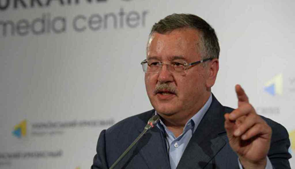 Масово й проплачено поширювали на каналах: Гриценко зробив заяву про зустріч з Порошенком