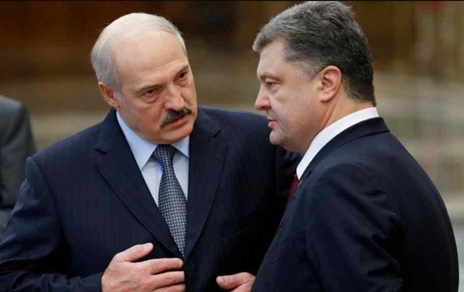 """Треба припинити братовбивчу війну"": Лукашенко звернувся до Порошенка"