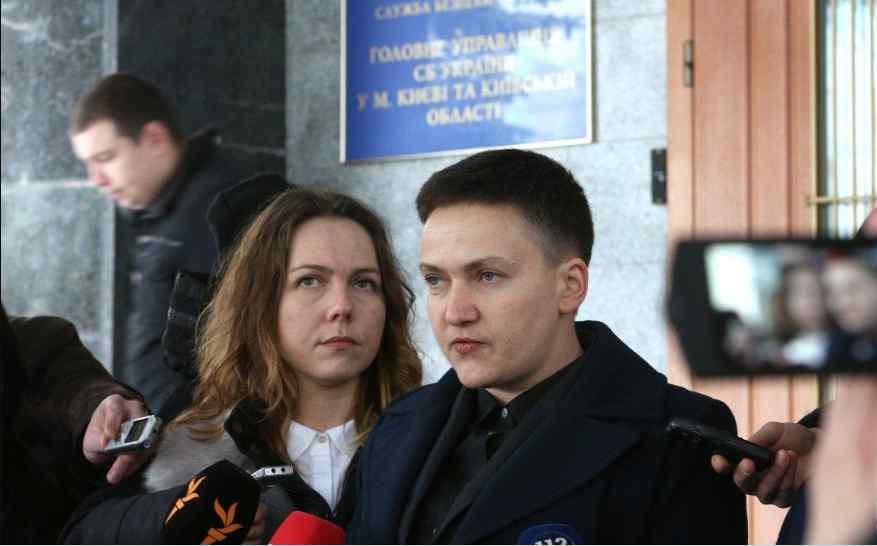 Юрій Луценко готуйтесь: Сестра Савченко не стримала своїх емоцій