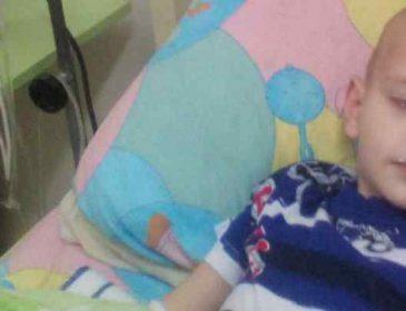 Був звичайною дитиною, поки хвороба не змінила його життя: Маленький Микита потребує вашої допомоги