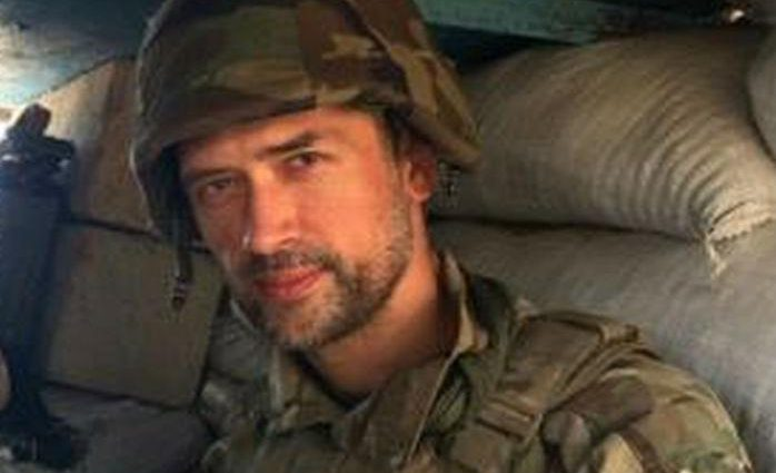 Російський актор-доброволець Пашинін зробив гучну заяву про українську владу