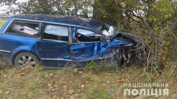 Ціла сім'я потрапила у моторошну ДТП на Львівщині, є жертви