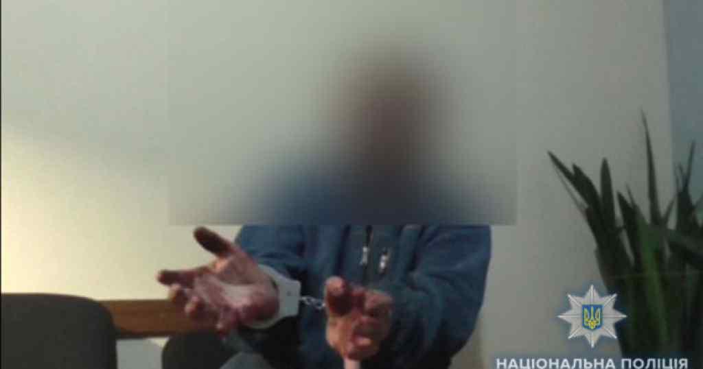 Хлопчик у момент нападу спав: колишній дільничий зарізав власного сина