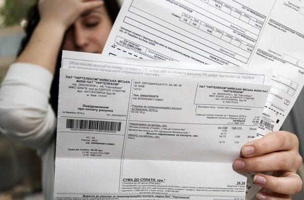 Субсидій не буде навіть у тих кому їх нарахували: На українців чекає сюрприз у платіжках за листопад