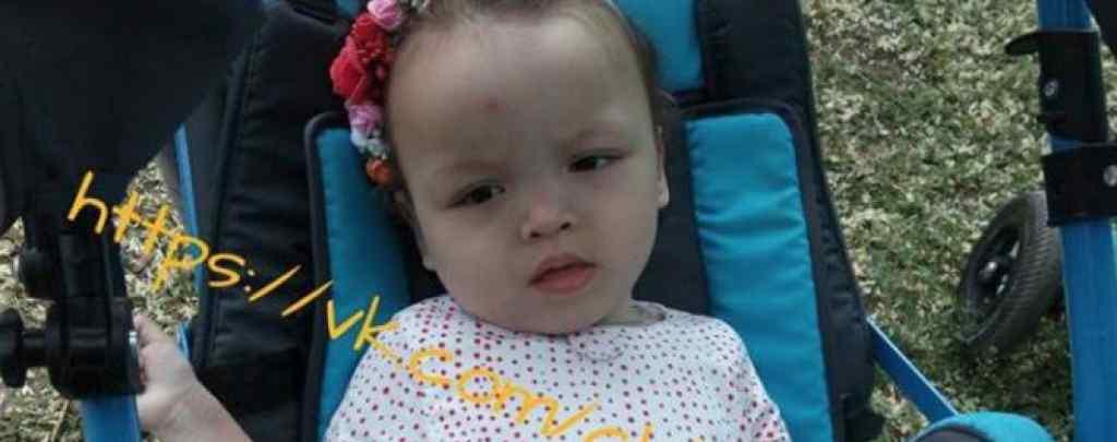 Різноманітні напади, та реанімації: допоможіть маленькій Вікторії бути щасливою