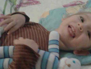 Важка хвороба заважає дитині жити повноцінним життям: Остапчик потребує вашої допомоги