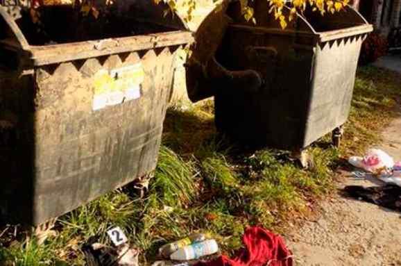 Вбила немовля та попросила сусіда викинути на смітник: На Закарпатті жінка жорстоко позбулась дитини