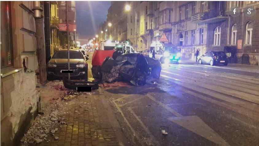 Поверталась додому з ресторану: В Польщі у моторошній ДТП трагічно загинула студентка з України