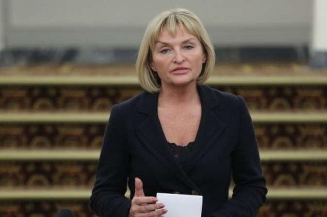 Дружина Луценка обурила мережу розповіддю про чоловіка: видала перл про успіхи ГПУ